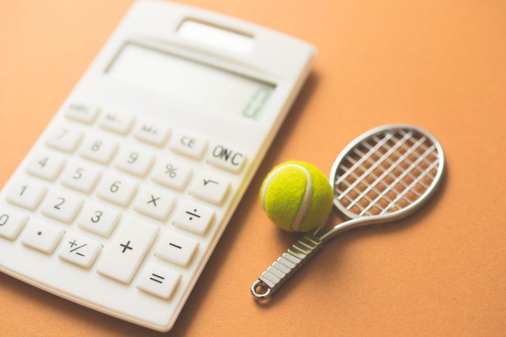 テニスをはじめたい方必見!〜初期費用について徹底解説〜
